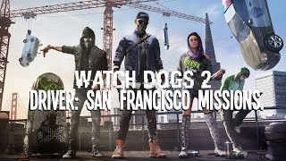 Watch Dogs 2 Gameplay - Driver: San Francisco Missions(Watch us play one of Watch Dogs 2's Driver: San Francisco missions xboxachievements.com playstationtrophies.org., 2016-09-23T20:38:27.000Z)