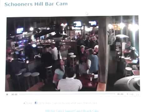 Schooner's Panama City FL WEBCAM