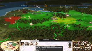 Empire Total War #1 Ekonomia,Ekonomia i Wojsko!