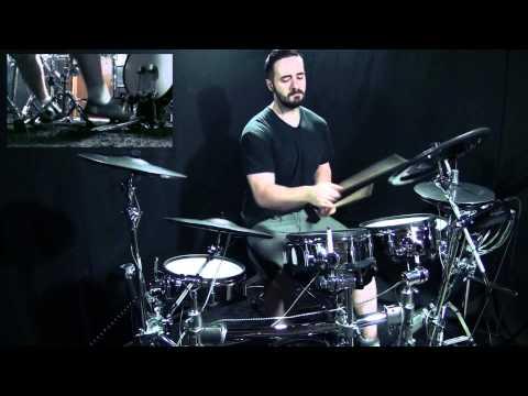 Carol Of The Bells - Metal Drumming Cover