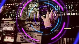 Whobb - the sequencer (Dark Techno 130 Bpm Audio Demo)