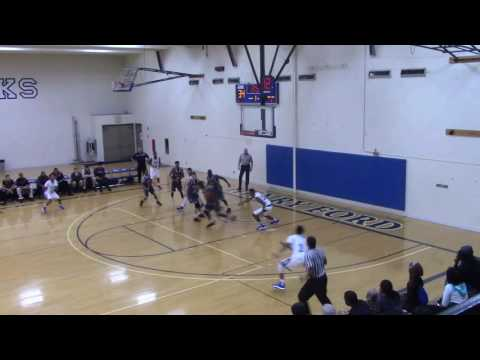 #8 Sinclair CC(12-1) 72, Henry Ford College 67 - Highlights 12.29.16