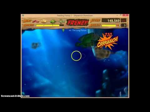 Feeding Frenzy 2! Shipwreck showdown| Part 7 | BOSS FIGHTS!