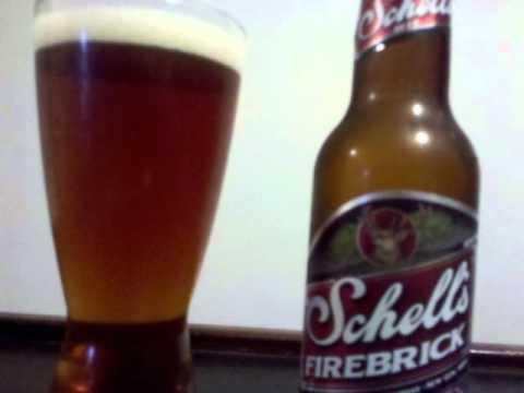 August Schell Firebrick Beer Review