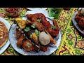 Kashmiri wazwan video | wazwan traem plating | jammu and kashmir Marriage Dishes