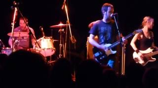 Future Of The Left - live @ The Factory Theatre, Sydney, Australia, 3 January 2014, 1 of 4