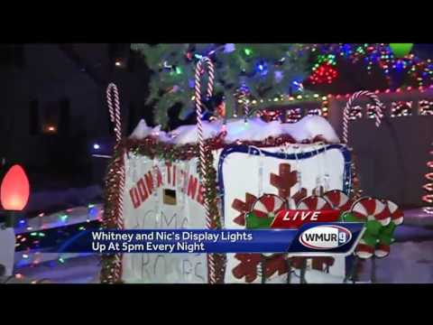 Show us Your Lights: Nashua display benefits charity