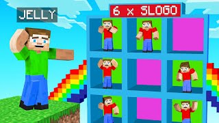 ELIMINATE The FAKE SLOGO! (Minecraft Guess Who)