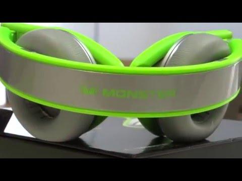 Monster DNA Headphones Review