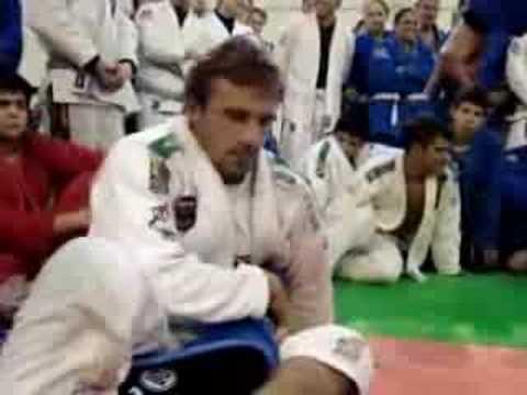 - Seminário Jiu-Jitsu - Mestre Ricardo Murgel