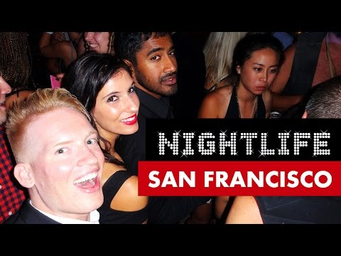 San Francisco Nightlife in USA