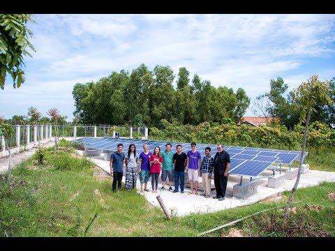 Cambodia Solar Project 2017
