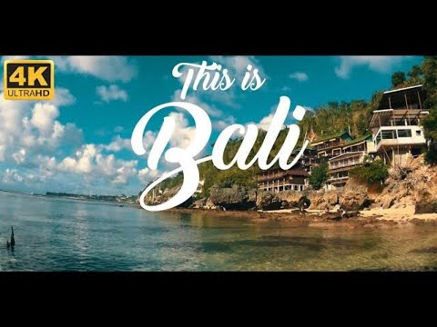 This is Bali - Island of Gods - In 4K
