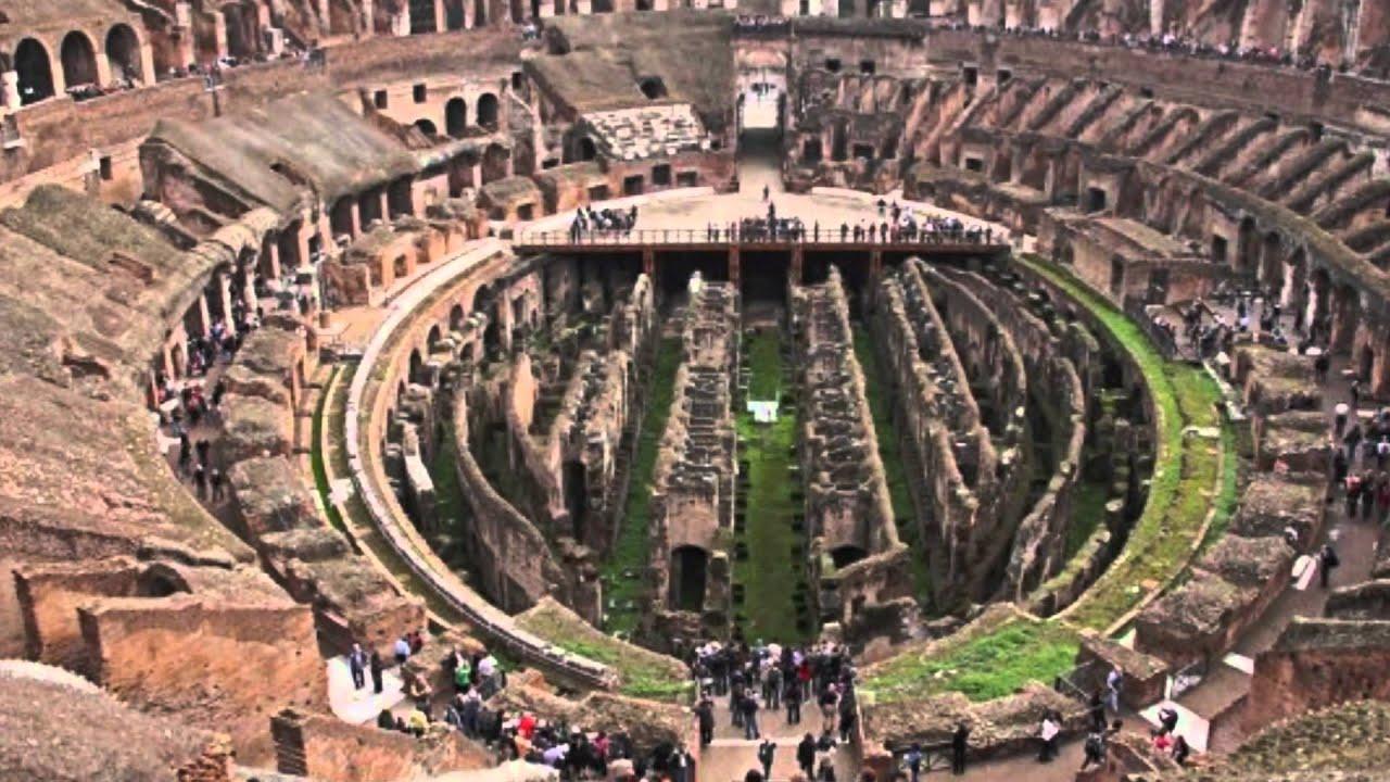 Visita guidata colosseo roma guida turistica colosseo for Interno 5 b b roma