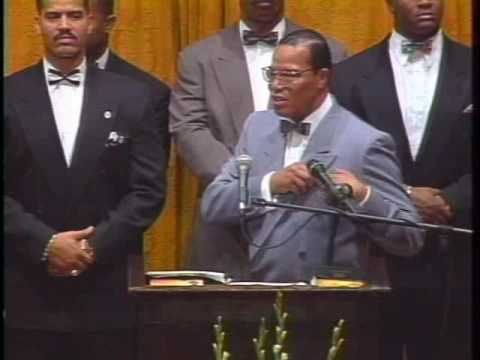 Louis Farrakhan: The Conspiracy of The International Bankers (Part 1)