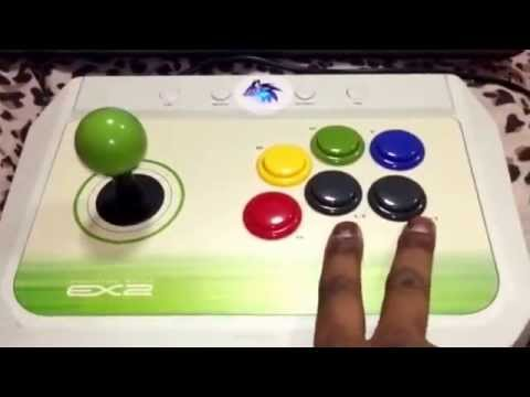 Street Fighter IV Arcade Stick Roundup