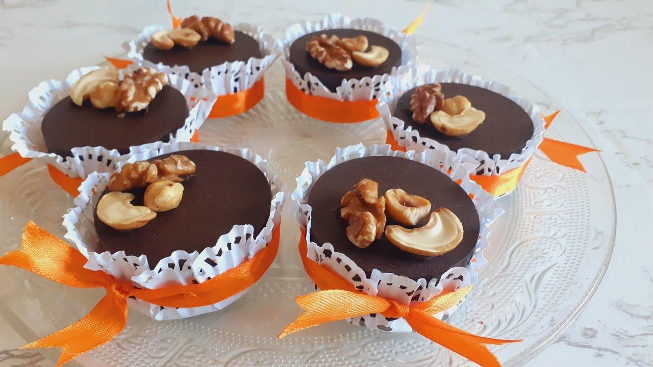 bniwen gâteau sans cuisson بْنِيونْ حلوى بدون فرن