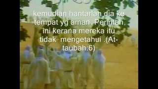 Nabi Muhammad saw adalah pendatang asing. Thumbnail
