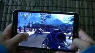 Samsung Galaxy Tab 4 8.0 Full review & Hi Graphic Games