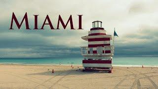 "MIAMI, FLORIDA - Road Trip on Miami Beach and Florida Keys - GoPro - America ""A Horse with no Name"""
