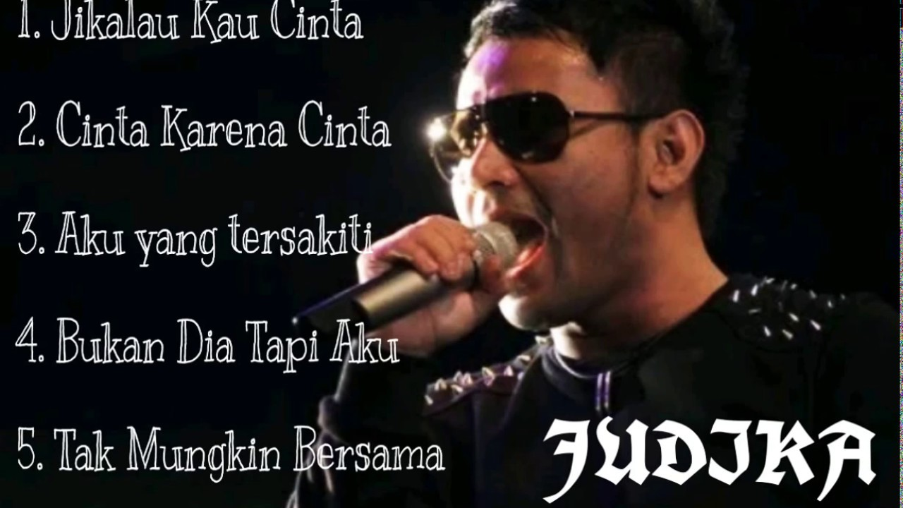 top lagu judika hits youtube