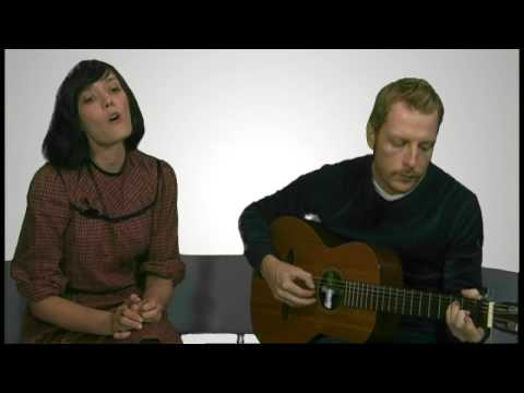 Exclusive Sarah Blasko acoustic - we won't run