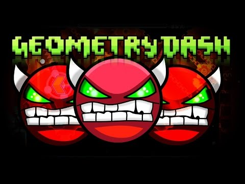 Geometry Dash My Top 5 Favorite Demon Levels Youtube