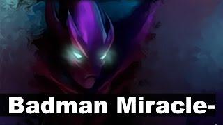 Badman Spectre vs Miracle- PA - 8k MMR Dota 2