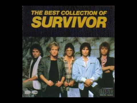 Survivor-Eye of the Tiger Lyrics