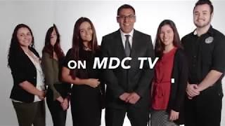 MDC Journalism Speaker Series with Joe Raedle