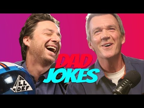 You Laugh You Lose  Zach Braff vs. Neil Flynn Sponsored by