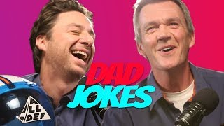 "You Laugh You Lose | Zach Braff vs. Neil Flynn (Sponsored by ""Alex Inc."")"