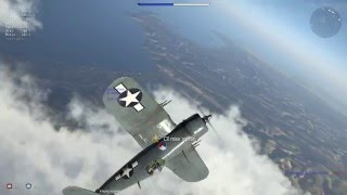 war thunder cz f4u 1c corsair