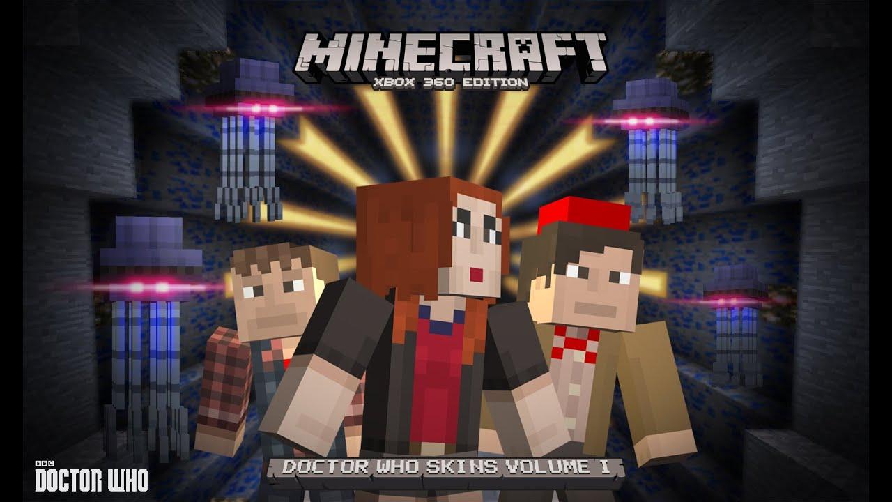Skin Xbox Pack 5 Minecraft
