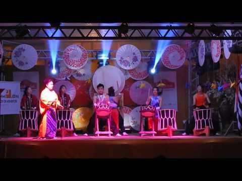 Kawachi Otoko Bushi (Toyoko) - Nikkei Fest 2016 (Grupo Sansey)