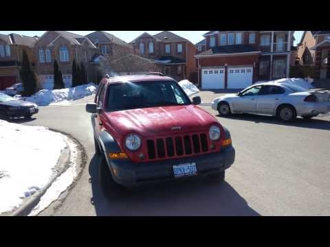 2005 Jeep Liberty Review