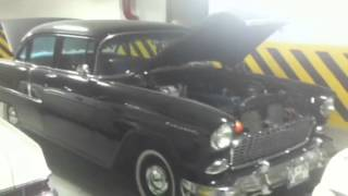 1955 Chevy 210 from First Owner Cold Start