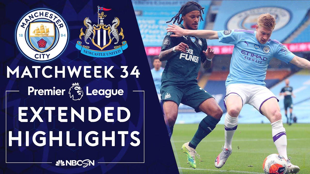 Manchester City vs. Newcastle, Premier League Live Stream ...
