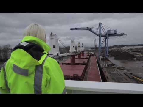 Voices of Coal | The Columbia River Pilot: Anne McIntyre
