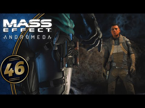 Mass Effect: Andromeda (PS4, Blind, Let's Play) | It's High Noon! | Part 46