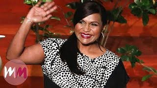 Top 10 Best  Mindy Kaling Moments