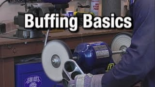How-to & Buffing Basics Demonstration with Eastwood