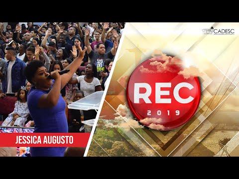 REC 2019 - Jessica Augusto | Poderoso Ele É