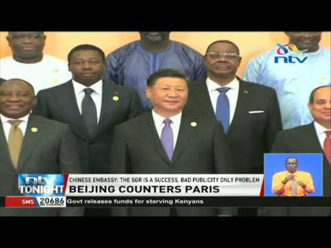 China looks to strengthen its presence in the East African region