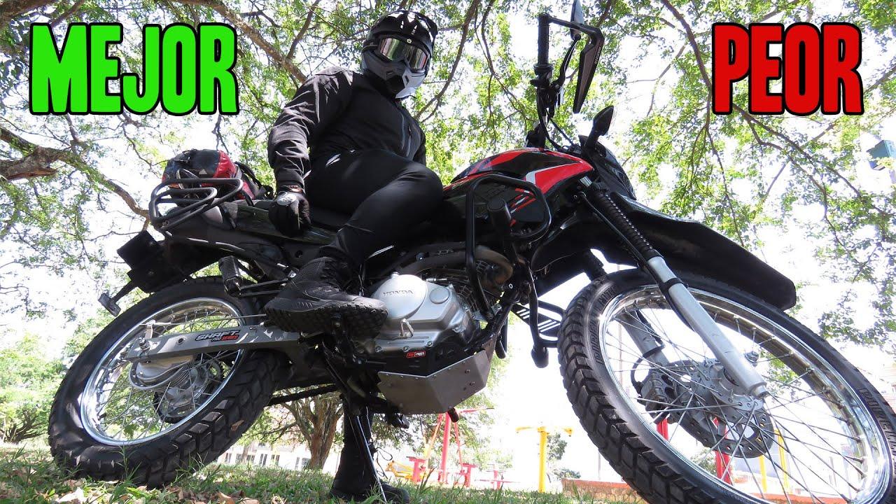 Honda XR 150  Lo MEJOR y lo PEOR