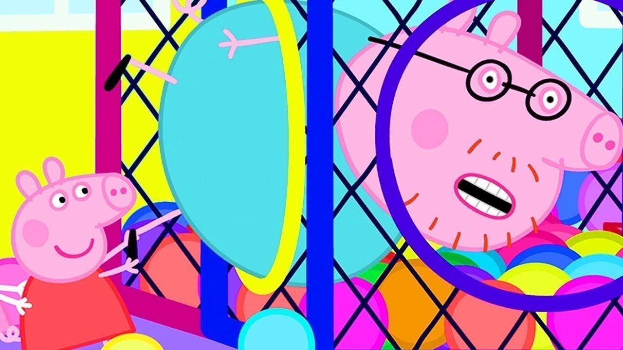 Peppa Pig Français 🎊 Les Jeux Gonflables | Compilation Spéciale | Dessin Animé Pour Bébé