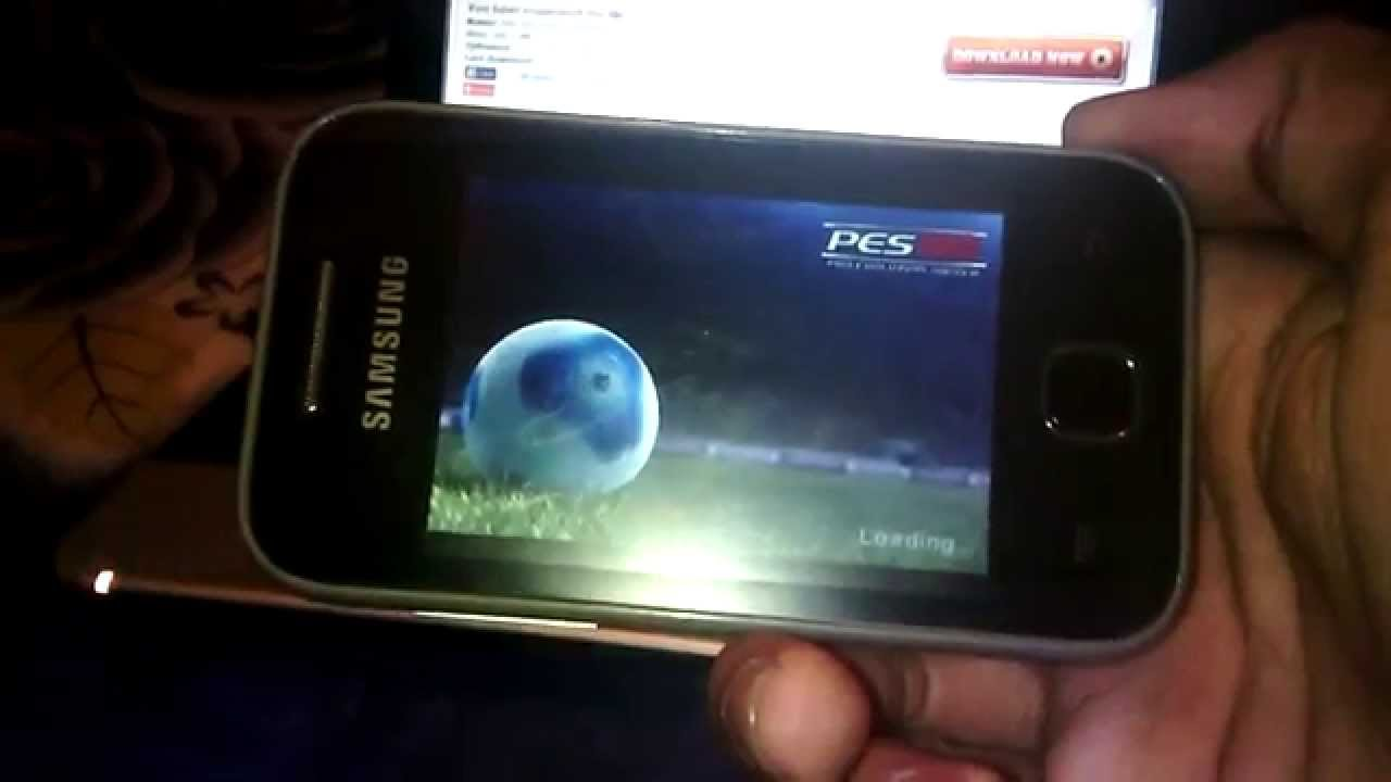 jeux samsung galaxy young gt s5360