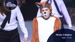 Nives Celzijus kao Ylvis: The Fox