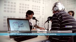 En vivo toda la cobertura del Mundial por Télam  Radio