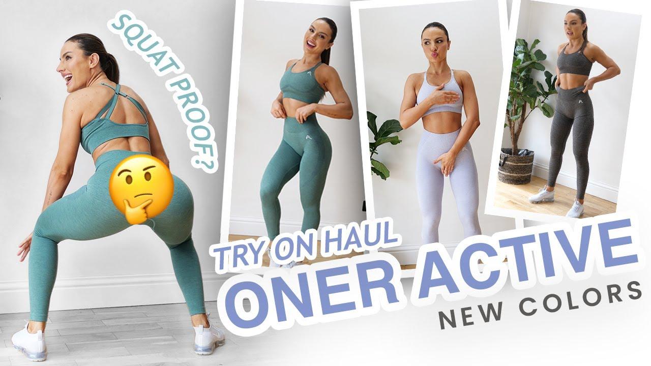 ONER ACTIVE TRY ON HAUL New Colours! Krissy Cela
